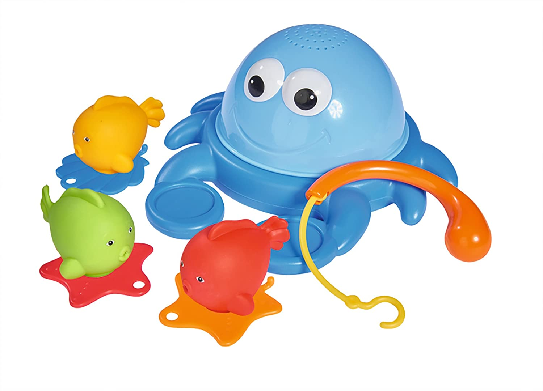 SIMBA 104018295–ABC Bade Granchio Giocattolo, 8Pezzi Simba Toys Italia S.p.A.