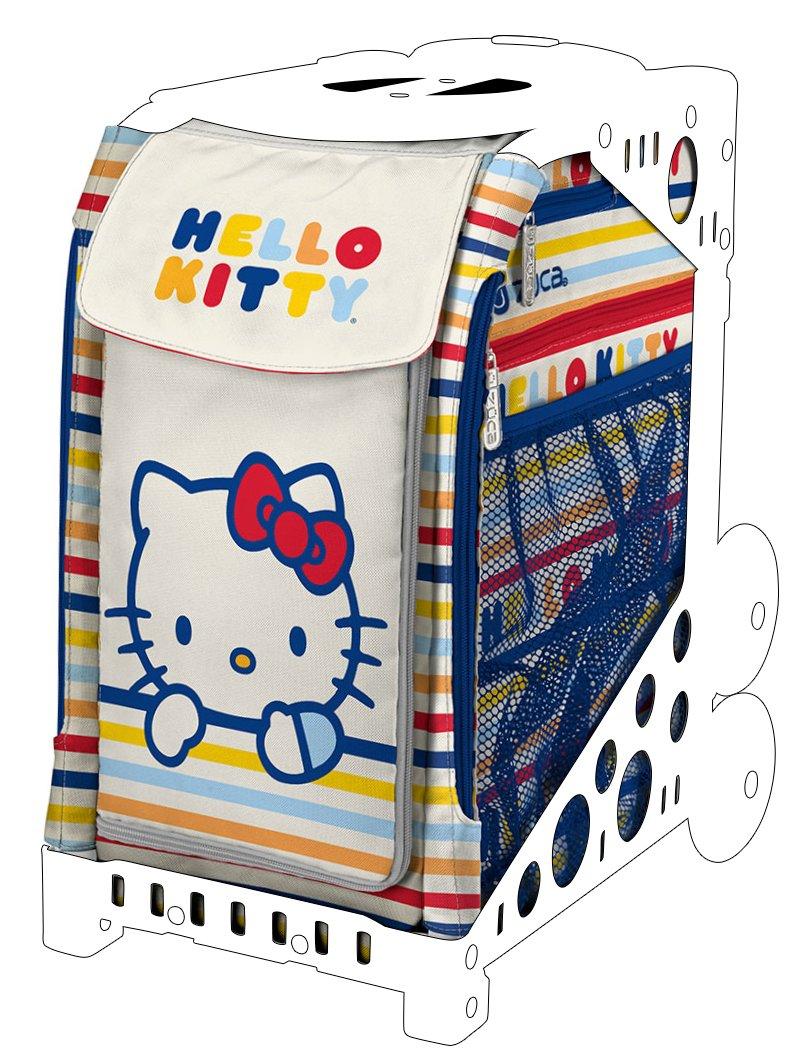 ZUCA Hello Kitty Sport Insert Bags (Frames Sold Separately) - Choose Your Design! (Good Sport)