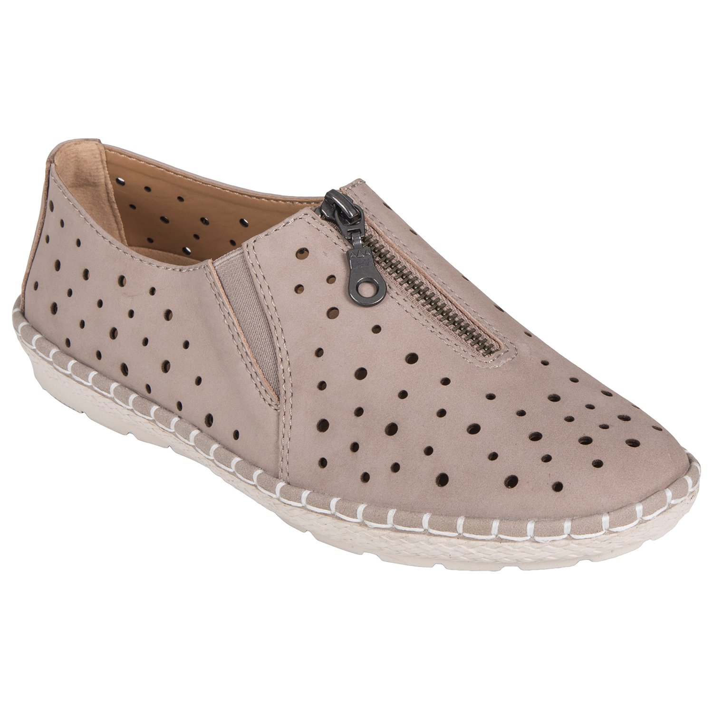 Earth Shoes Callisto B07962C3XF 8 B(M) US|Taupe