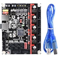 BIQU DIRECT SKR V1.3 32bit 3D Printer Control Board with CE Smoothieboard&Marlin Open Source Compatible with Ramps1.5/1.6 Support A4988/8825/TMC2208/TMC2100 Drivers