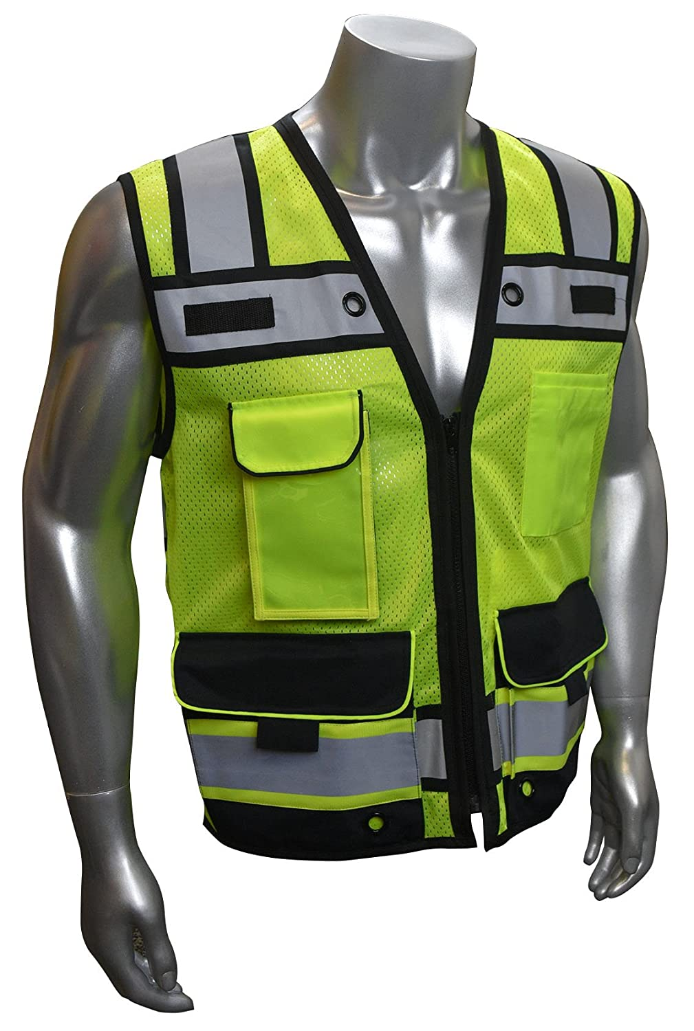 Radians SV65-2ZGM-S Industrial Safety Vest