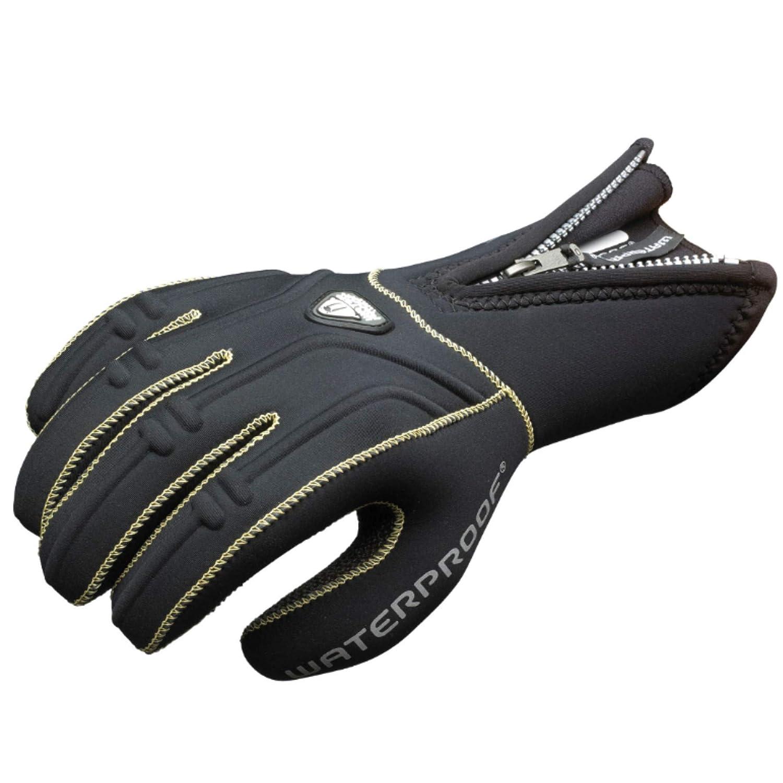 Waterproof G1 5mm Aramid Kevlar 5-Finger Gloves