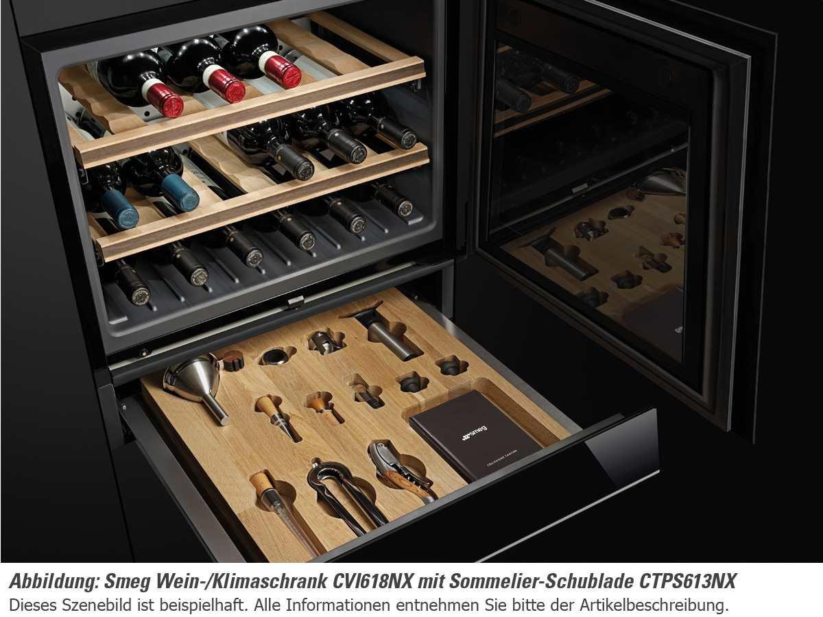Smeg Kühlschrank Probleme : Smeg cvi618nx einbau weinkühlschrank wein klimaschrank schwarz