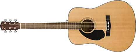 Fender CD de 60s LH zurdos Western Guitarra: Amazon.es ...
