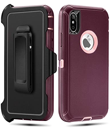 Amazon.com: Fogeek - Carcasa para iPhone X y XS, protección ...