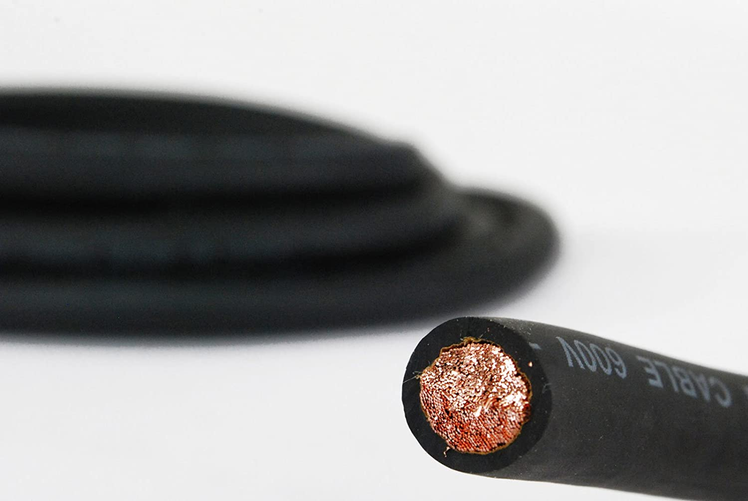 RED 4//0 Gauge AWG Welding Lead /& Car Battery Cable Copper Wire BLACK 5 Blk, 5 Red TEMCo WC0339-10 MADE IN USA