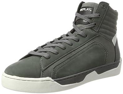 Replay Herren Bramn Hohe Sneaker Kaufen OnlineShop