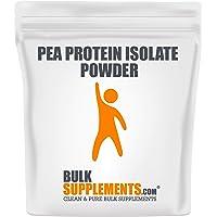 BulkSupplements Pea Protein Isolate (1 Kilogram)
