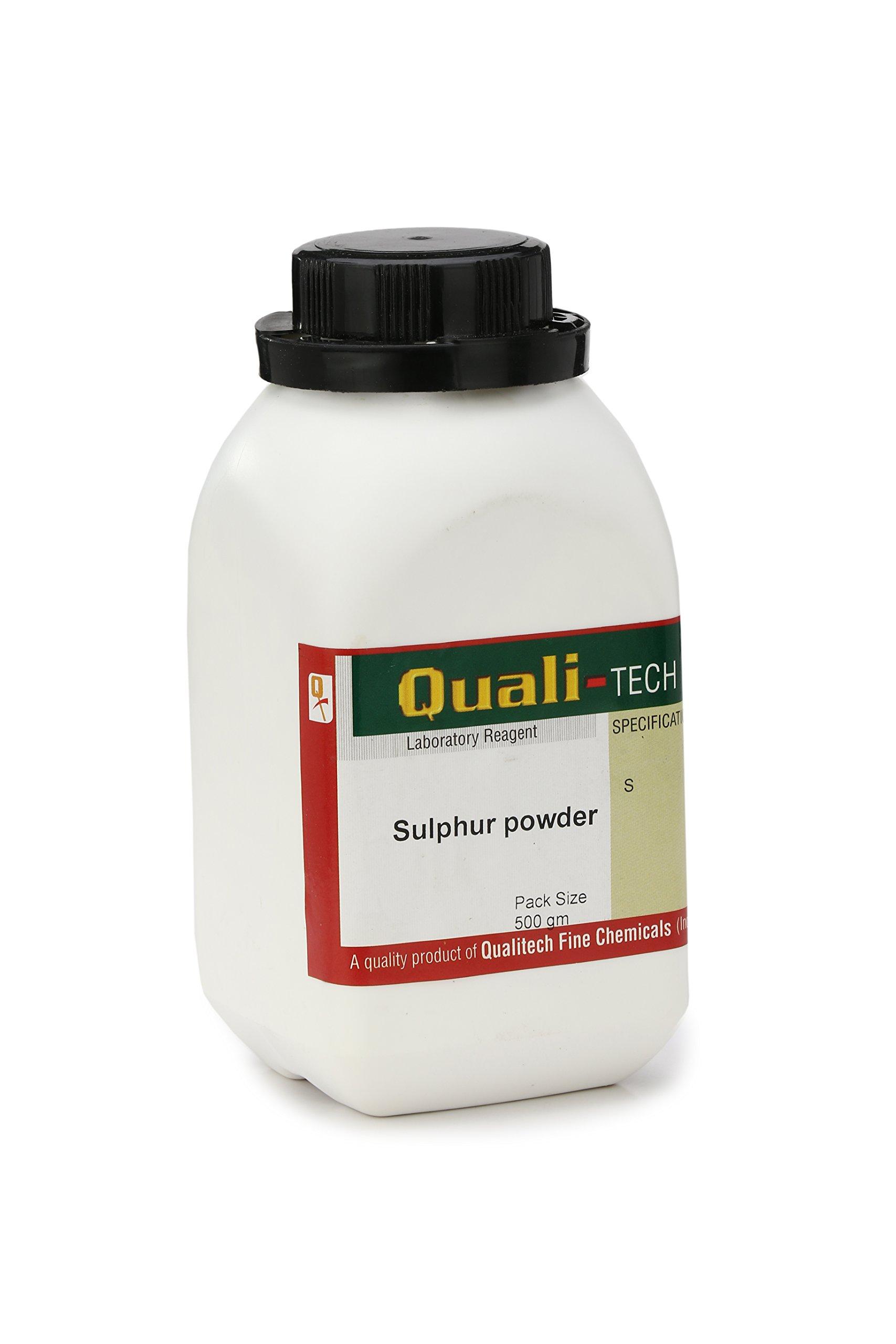 Microtroniks Quali-Tech Chem Sulphur Powder, 500g (B06Y4DS3XV) Amazon Price History, Amazon Price Tracker