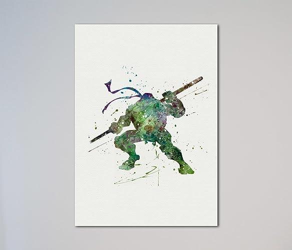Amazon.com: Donatello Teenage Mutant Ninja Turtles TMNT ...