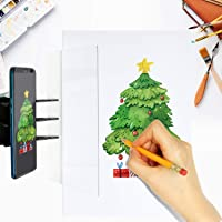 Sketch Wizard Optical Drawing Board,Art Easy Drawing Tool for Zero-Based Mould Toy Students Adults Artists Beginners