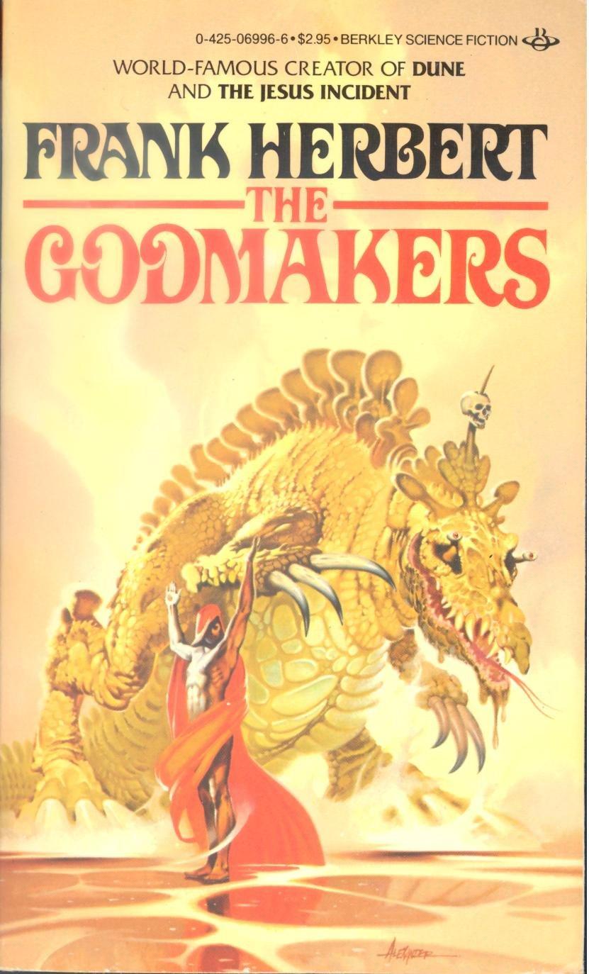 Resultado de imagem para the godmakers frank herbert