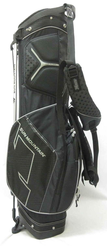 Sun MountainゴルフFront 9コンパクトスタンドCarryバッグ B01K2U0X2Wブラック