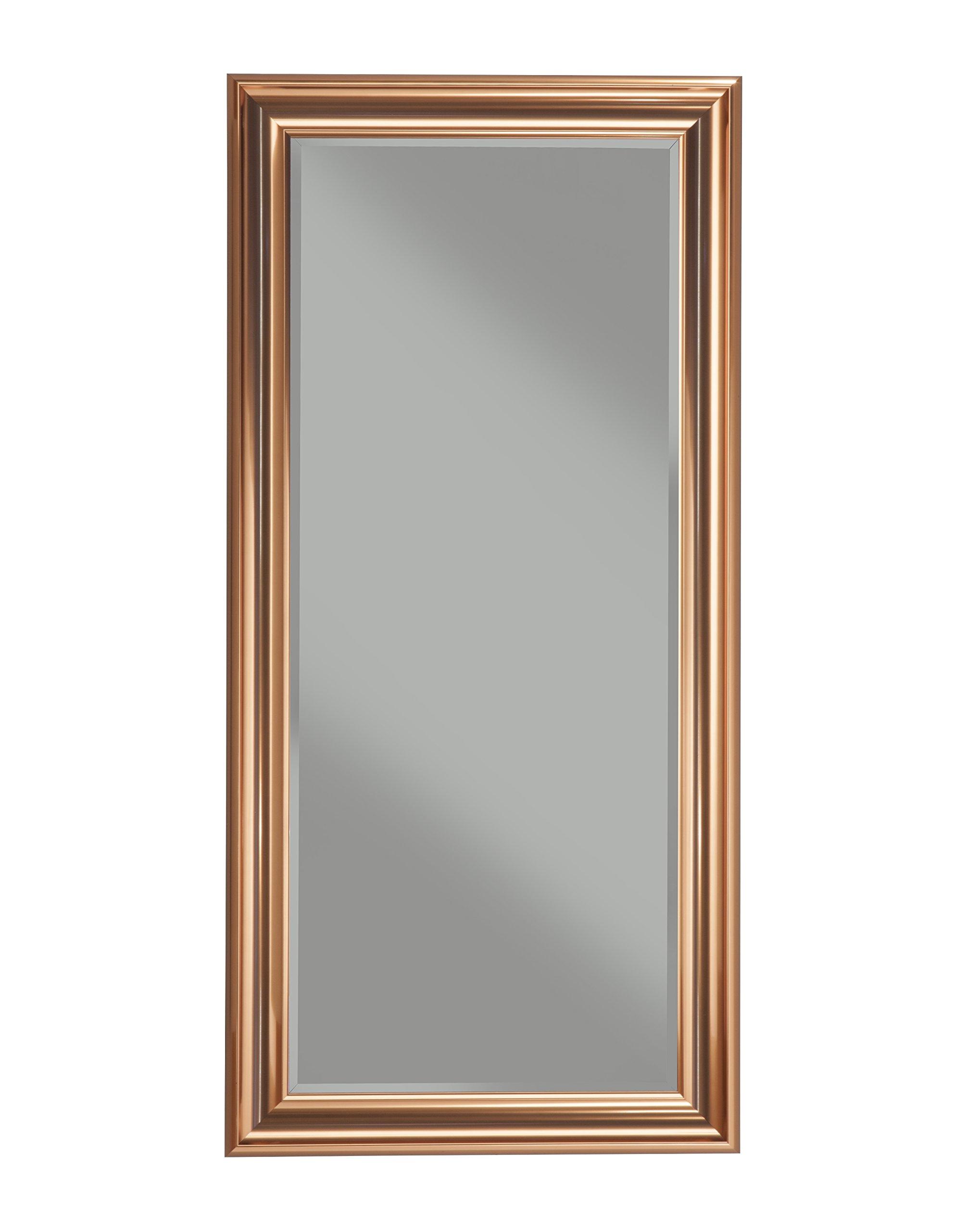 Sandberg Furniture, Full Length Leaner Mirror, Copper