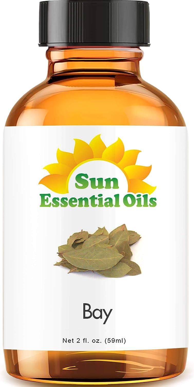 Bay Essential Oil (Huge 2oz Bottle) Bulk Bay Oil - 2 Ounce