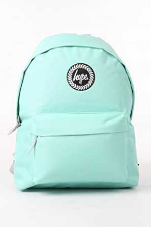 Hype Just Hype Mint Green Backpack Rucksack Bag  Amazon.co.uk  Clothing 44fa439645