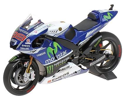 Amazon.com: Yamaha YZR-M1 Monster TEC3 (Jorge Lorenzo – Moto ...