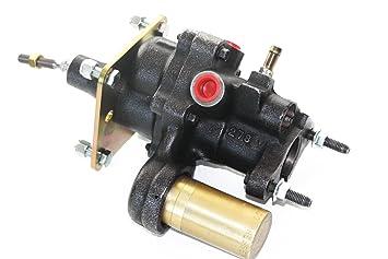 Amazon com: Universal Hydroboost Brake Power Booster Kit w