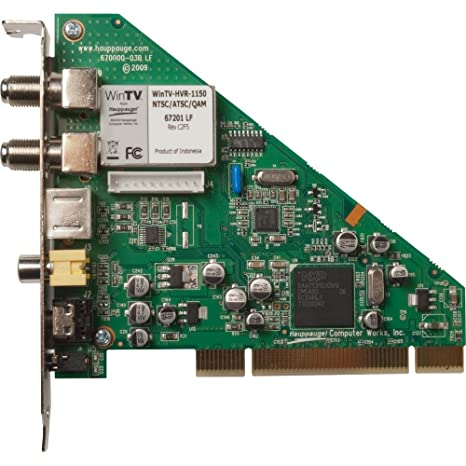 Amazon.com: Hauppauge 1288 wintv-hvr-1150 PCI Hybrid tarjeta ...