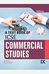 Commercial Studies : Textbook for ICSE Class 9 Kindle Edition