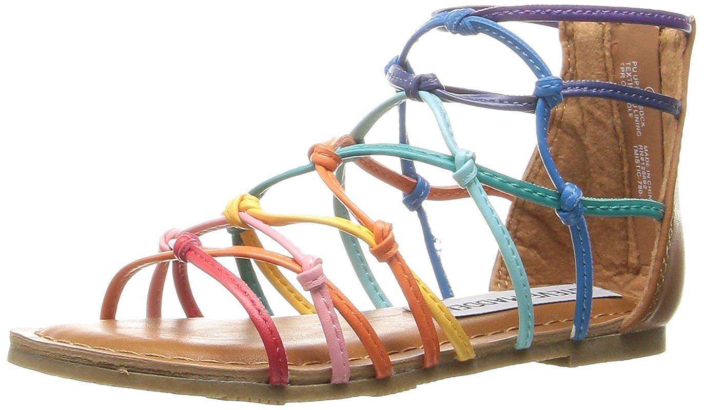 0aa0bf92db7 Amazon.com   Steve Madden Kids' TMISTIC Gladiator Sandal   Flats