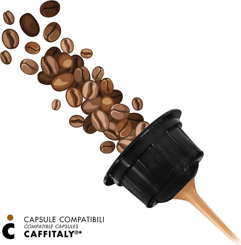 FRHOME - Caffitaly 6,8 x 100 Càpsulas compatibles - Il Caffè ...