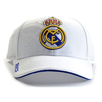 Amazon.com: Adultos Cap Real Madrid Primera Equipo [ab3928 ...