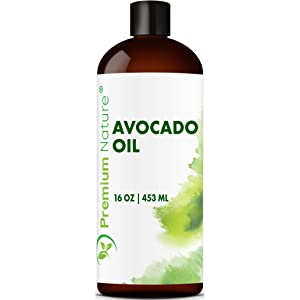 Avocado Oil For Skin And Hair - Face Avocado Oil Skin Carrier Cold Pressed Avocado Massage Oil Avocado Face Oil Organic Avocado Oil For Hair Avocado Oil Moisturizer Aceite De Aguacate Para El Cabello