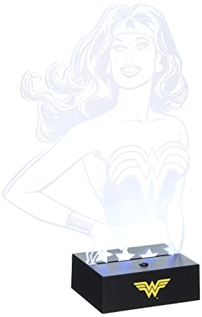 Ever Wonder Where That Iconic Bust Of >> Wonder Woman Hero Light Amazon Ca Toys Games