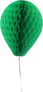 product image for 6-Pack 11 Inch Honeycomb Tissue Paper Balloon (Green)
