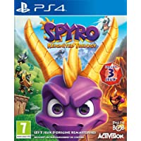 Activision Spyro Trilogy Reignited (Ps4)