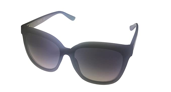 baa5f9ab59 Image Unavailable. Image not available for. Colour  Kenneth Cole Reaction  Womens Square Black Plastic Sunglass ...