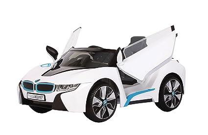 Prinsel Juguete Auto Bmw I8 Color Blanco 1235 Amazon Com Mx