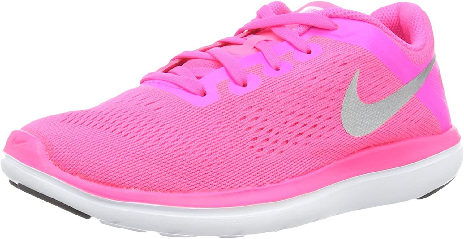 NIKE Flex 2016 RN (GS), Zapatillas de Running para Niñas: Amazon ...