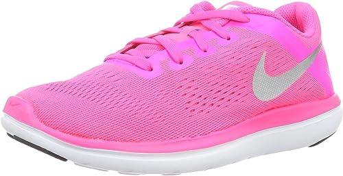 Nike Flex 2016 RN (GS), Zapatillas de Running para Niñas: Amazon ...