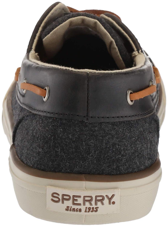 ff4ba05e6ee Náuticos de Hombre Sperry de Piel y Lana en Azul  Amazon.es  Zapatos y  complementos