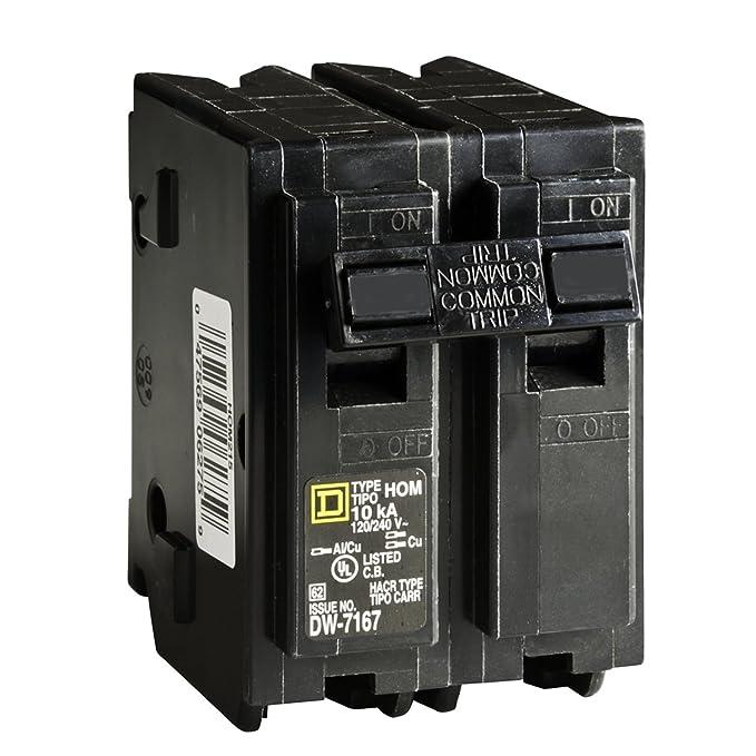 2P Standard Plug In Circuit Breaker 35A 120/240VAC