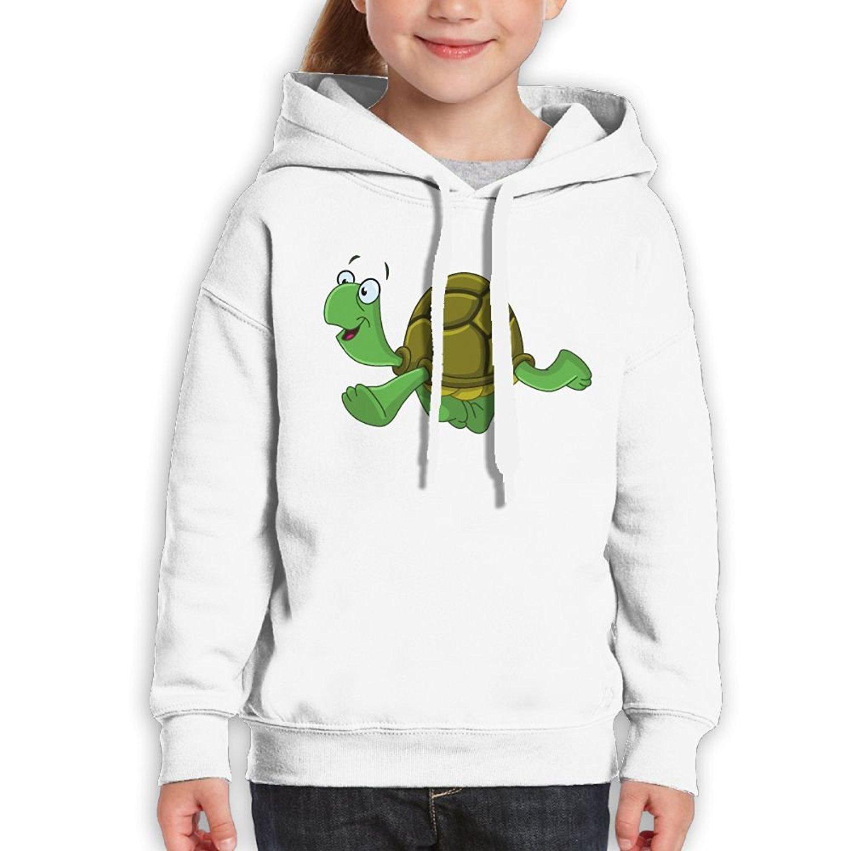 Starcleveland Teenager Pullover Hoodie Sweatshirt Walking Turtle Teens Hooded Boys Girls