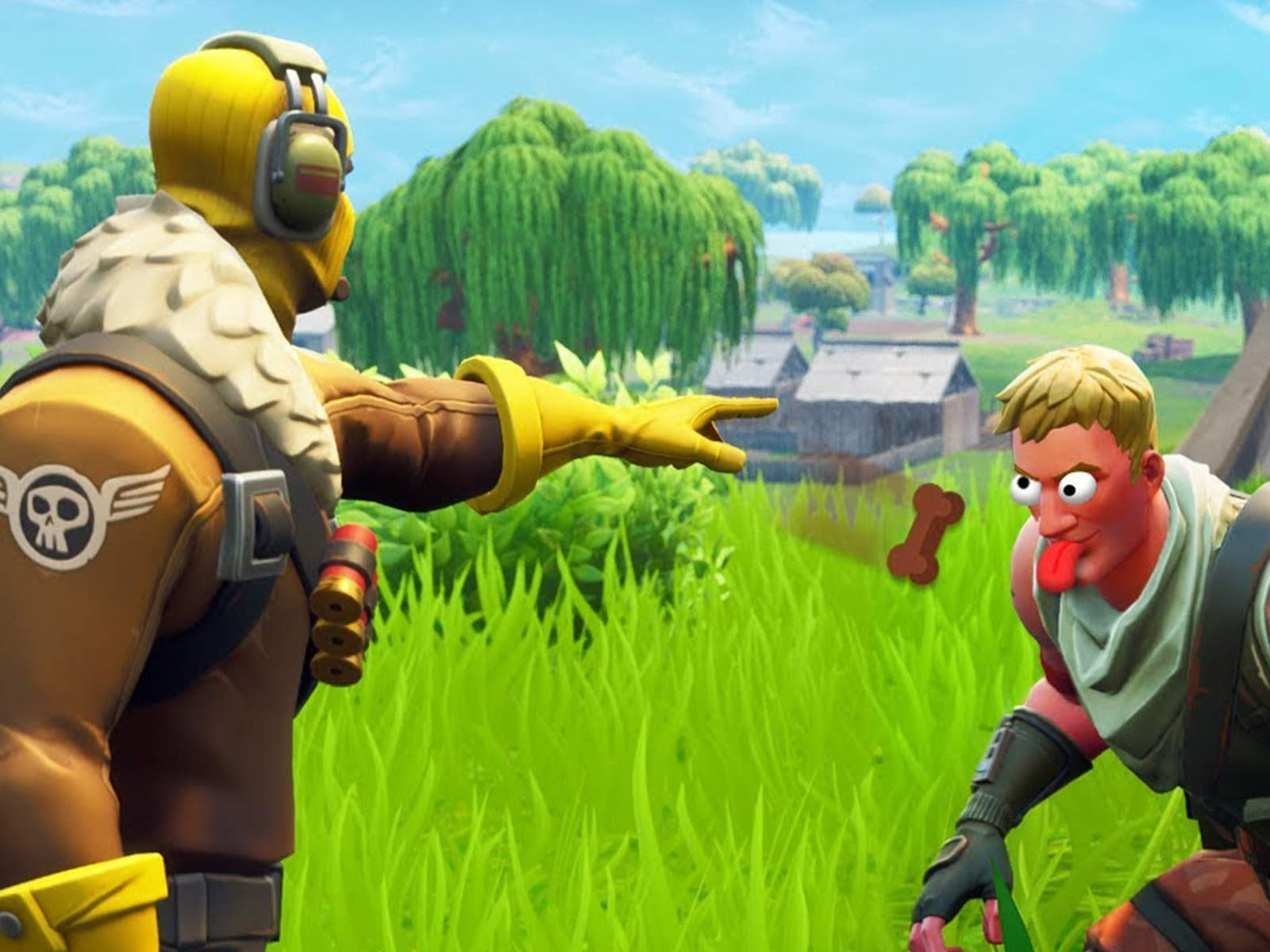 Amazon.com: Watch Clip: Fortnite Funny Moments with Raptor ...