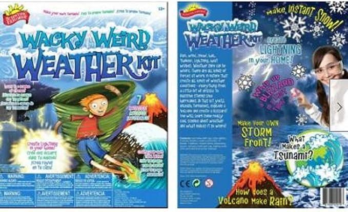 Amazon.com: Preciashopping US Kids Chemistry Set Educational ...