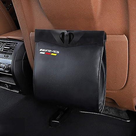 Organizer Pieghevole per Bagagliaio Auto Contenitore Nero per Benz AMG C E CLA GLC GLE GLA YIKA