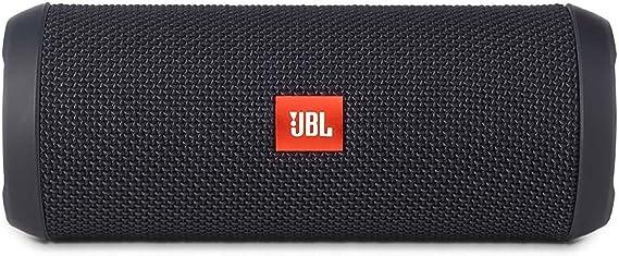 Amazon Com Jbl Flip 3 Splashproof Portable Stereo Bluetooth Speaker Black Electronics