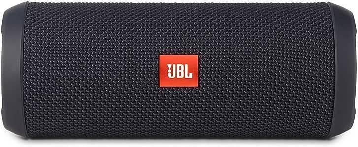 JBL Flip 3 Splashproof Portable Stereo Bluetooth Speaker (Black)