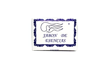 Jabon De Esencias Seborrhea, Dandruff,rash and Rubbing Diaper ,Heals and Removes the