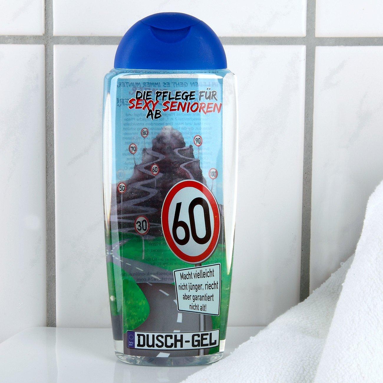 Lustapotheke® Duschgel Gegen Altersgeruch Zum 60. Geburtstag: Amazon.de:  Beauty