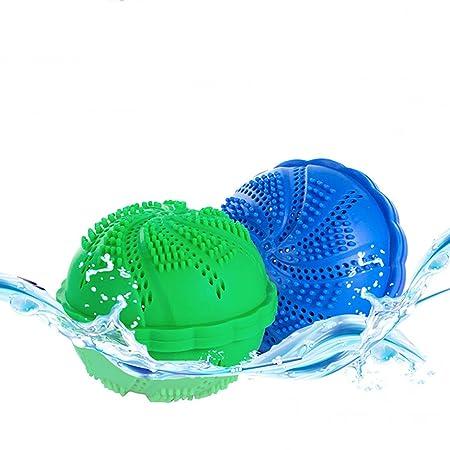 Bola ecológica Super Wash para lavadora, 1600 lavados: Amazon.es ...