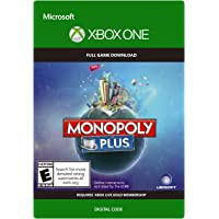 Monopoly Plus Xbox One Digital Code