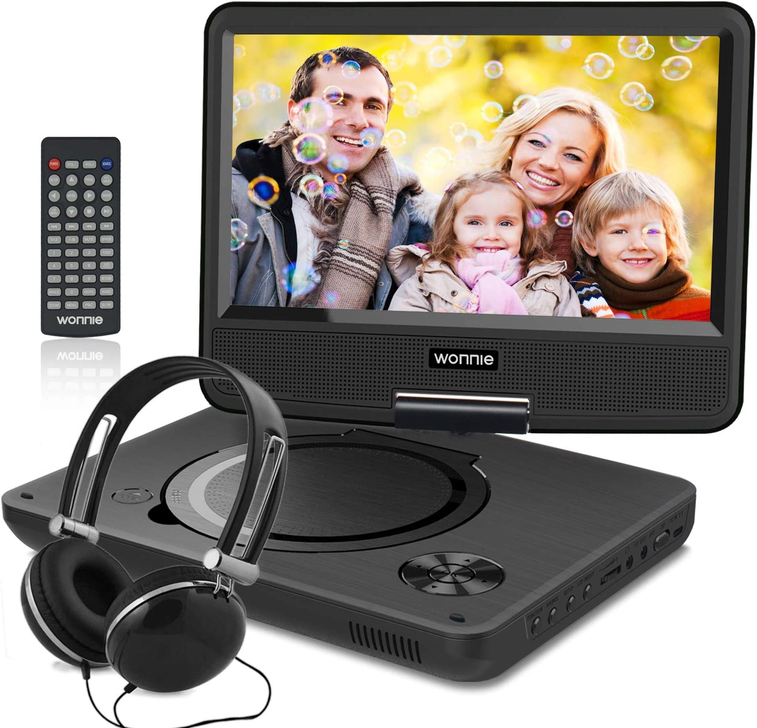 10 Best Portable Dvd Players In 2020 For Cars Kids And Airplane Travel