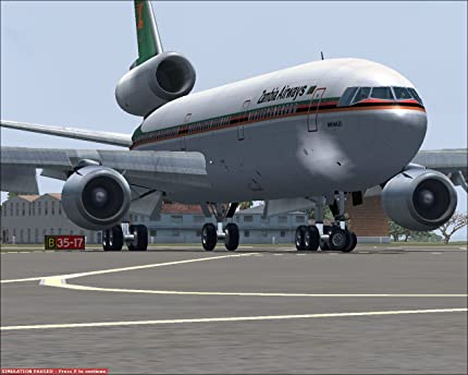 Amazon com: Fly To Africa FSX [Download]: Video Games
