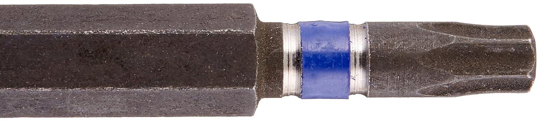 Irwin Tools 1837514 Impact Performance Series TORX T25 Power Bit 2-3//4